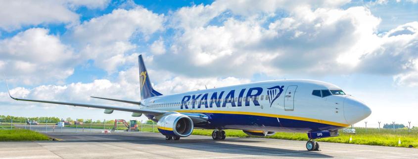 Ryanair Dublin-Mahon