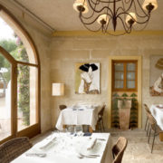 St Joan de Binissaida dining