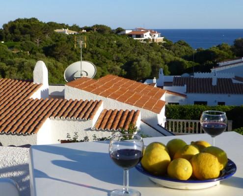 Roof terrace TM010 Binibeca