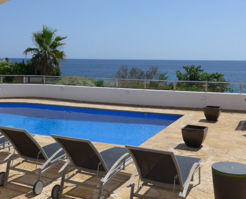 TM012 Binibeca pool terrace