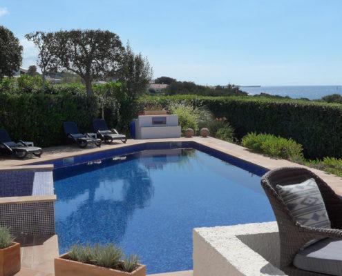 Pool & views TM014 Binibeca