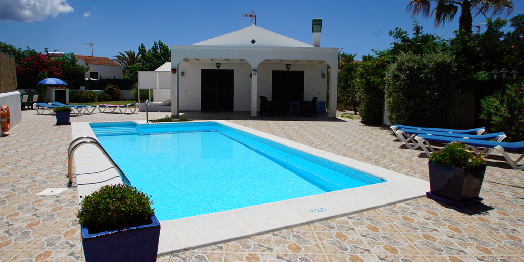 Large private pool Villa Isa Cala en Bosc
