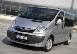 Group G Opel Vivaro