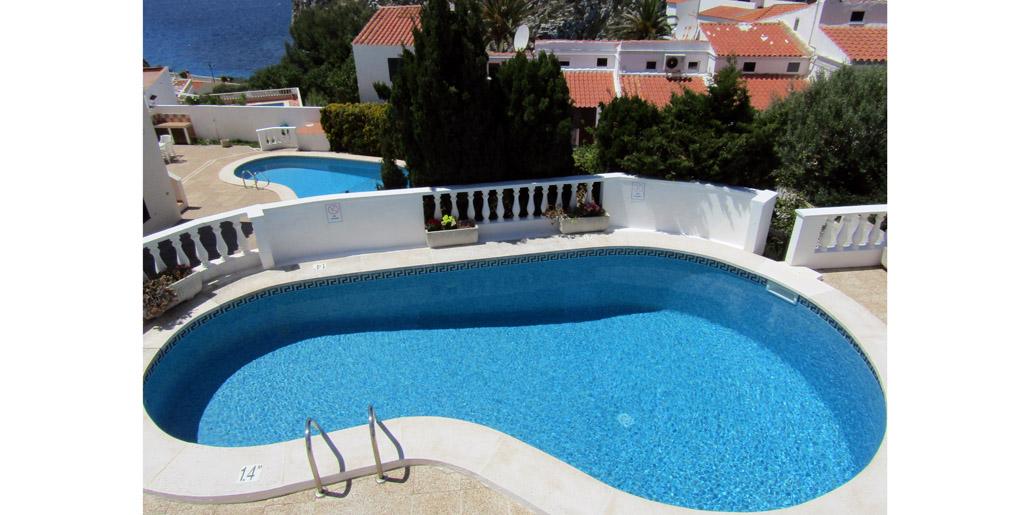 Private pool VS006 Cala en Porter